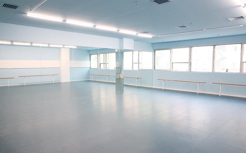 北舞校区北京舞蹈培训教学环境