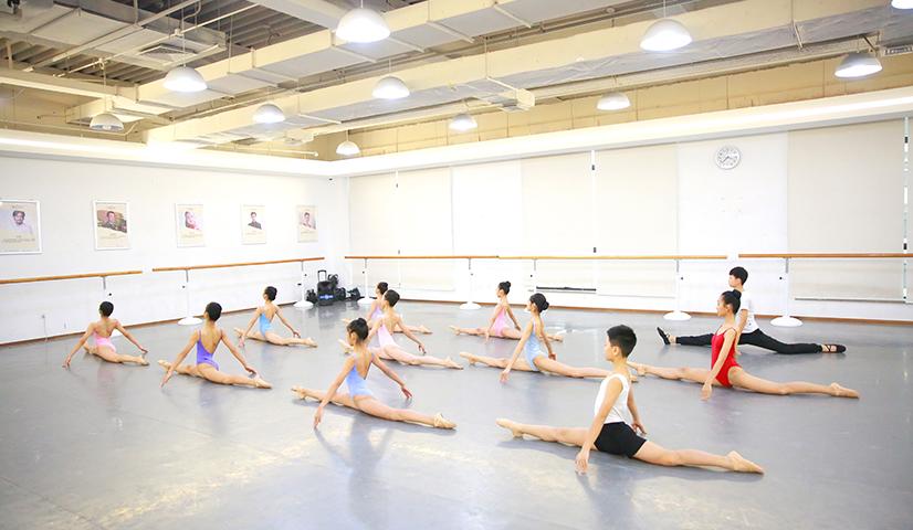 少儿舞蹈培训学校课堂