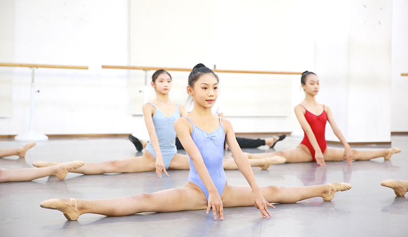 少儿舞蹈培训机构课堂