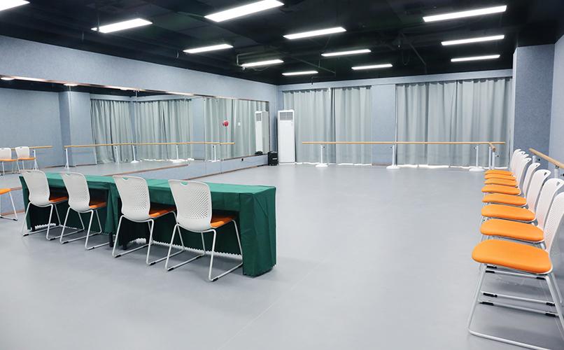 北舞校区舞蹈高考培训教学环境