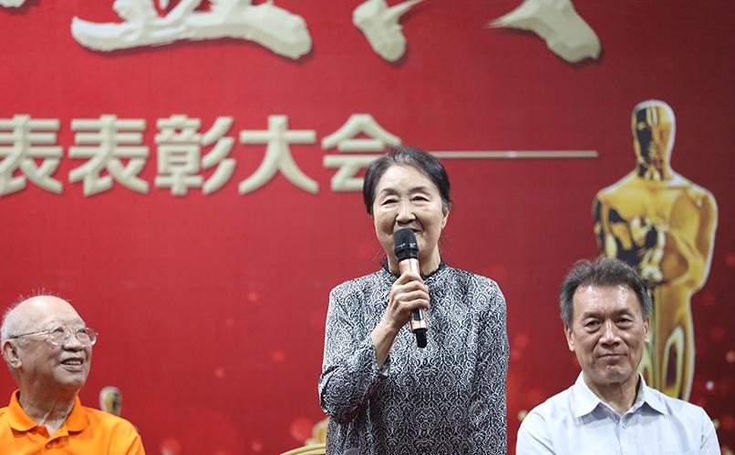 中影人教育董事长杨立成发言
